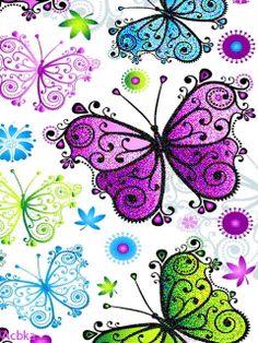 Бабочки - анимация на телефон №1272264 Butterfly Drawing, Cute Butterfly, Purple Butterfly, Butterfly Flowers, Beautiful Butterflies, Phone Screen Wallpaper, Locked Wallpaper, Cellphone Wallpaper, Iphone Wallpaper