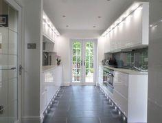 Remo Gloss White - Anglia Interiors kitchen