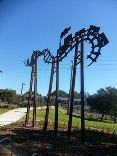 Jimmy Rix | visualartist.info Utility Pole, Public, Sculpture, Artist, Ideas, Sculpting, Statue, Sculptures, Artists