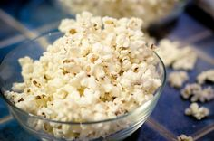 Do you grow your own popcorn?