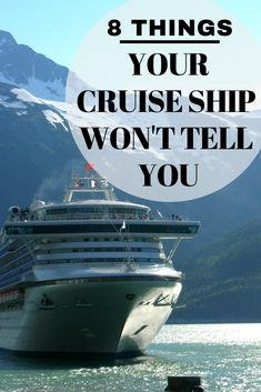 Cruise Tips: Travel Hacks for Taking a Cruise. Wondering how to make the most of your next cruise vacation? Many people dream of taking exotic trips on luxury cruise liners to incredible destinations. Alaska Cruise Tours, Alaska Travel, Disney Cruise Alaska, Alaska Trip, Cruise Travel, Cruise Vacation, Alaskan Cruise Excursions, Cruises In July, Alaska Cruise Princess