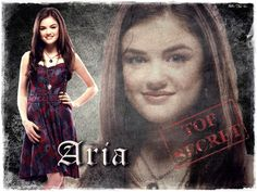 pretty little liars | pretty little liars series i decided to start with aria