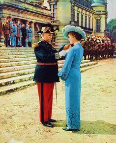 Julie Andrews as 'Darling Lili'