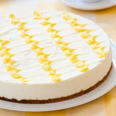 Lemon Icebox Cake. Let me just say: crushed lemon sandwich cookie crust. Seriously. Check it out. Thanks, Cook's Country!
