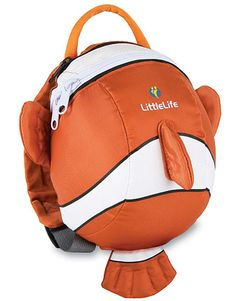 Just bought it.. A Day Sack with Children's Harness.. Might come in handy at the airport..
