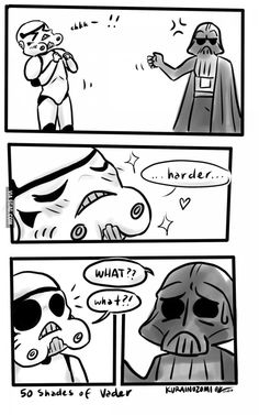 The BDSM side of the force