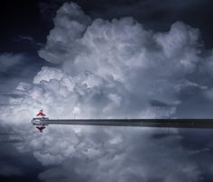 Clouds Descending by Like_He on 500px