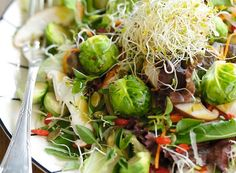 Salada da horta (Foto: Amanda Areias / Editora Globo)