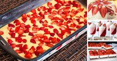 Sladké červené ovocie, milujeme snáď všetci. Vynikajúco chutia aj samé o sebe, no ešte lepšie hrajú v domácich sladkých dezertoch. Prinášame vám výber 11 najlepších pečených aj nepečených dezertov, vďaka ktorých si jahodovú sezónu užijete