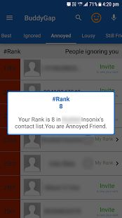 12 Best Friends Rank Android App Images App Android Apps