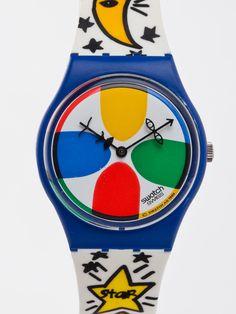 American Apparel - Vintage Swatch Space People Watch