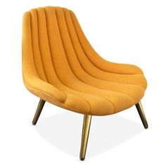 Jonathan Adler - Brigitte Lounge Chair...absolutely no comment needed, this chair is such a funky and fabulous statement in and of itself!