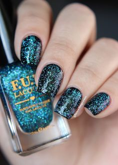 Glitterfingersss: F.U.N. Lacquer 2015 Limited Edition Collection - Legend
