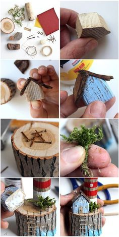 Beach Crafts, Home Crafts, Diy And Crafts, Crafts For Kids, Arts And Crafts, Driftwood Projects, Driftwood Art, Painted Driftwood, Wooden Crafts