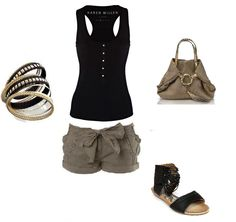 Summer #fashion #outfit