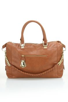 I have this Steve Madden bag it's wonderful and perfect for any outfit
