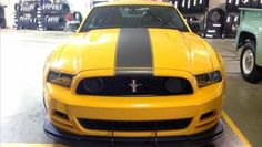 Gene Butman Ford Selling a $200,000 Mustang Boss 302