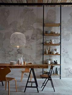 "Pendelleuchte ""Spokes"" von Foscarini - Lilly is Love Diy Pendant Light, Luminaire Design, Modern Ceiling, Design Within Reach, Elegant Homes, Home Improvement Projects, Interiores Design, Lighting Design, Interior Architecture"