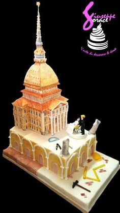 mole.+Turin+-+Cake+by+giuseppe+sorace