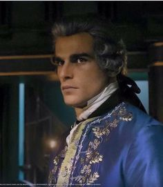 Comte de St. Germain, Season 2