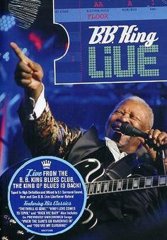 B.B. King: 'Live' [DVD]