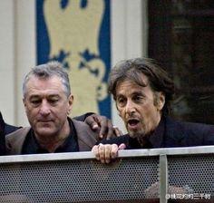 Niro & Pacino