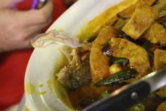 Scary teeth on fish head curry   Living in Sin: Old Airport Road Food Centre (Updated January 2014)