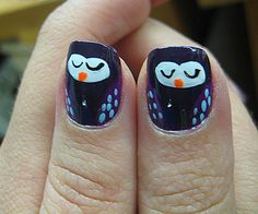Owl be doing this manicure soon ;)