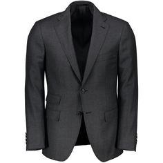 Handmade Grey Birdseye Suit