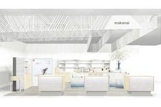 和コスメブランドまかないこすめの直営店が東急プラザ銀座にオープン