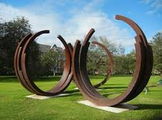 Image result for sculpture architecture relationship with landscape