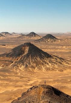 Black Desert, Egypt | Petr Svarc Images