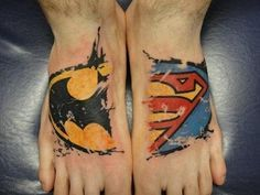 Love these tattoos just maybe not on my feet