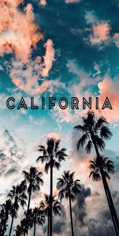We love California
