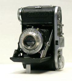 Vintage 1950 Balda Bunde Baldinette  35 mm film by CanemahStudios, $35.00