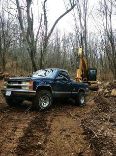 Custom Chevy Trucks, Lifted Chevy Trucks, Gm Trucks, Pickup Trucks, 1995 Chevy Silverado, Silverado Nation, Chevrolet Camaro, Rc Drift Cars, Classic Trucks