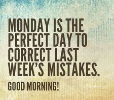 #Monday #PerfectDay #MEDSMEX