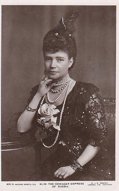 Czarina of Russia  the last tzars mother
