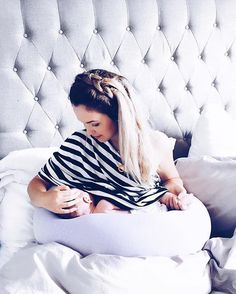 Breastfeeding isn't only about providing mother's milk. It is a time for nursing, a time for comfort and nurturing. A time for studying and memorizing each other's faces, for speaking or singing to your baby <3