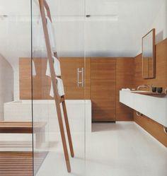 Christian Liaigre, Gabriele Strehle's House, Baviere, France
