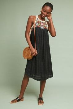 e2782b54b74d Mosley Embroidered Dress