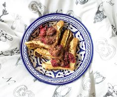 French Toast - Arme Ritter Rezept Healthy Gesund