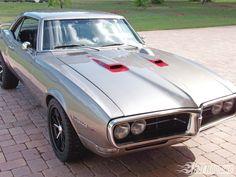 Badass 1968 Firebird