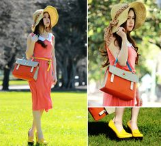 Bright Colours! (by Chloe T)