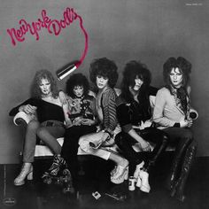 """The classic proto-punk debut album by the New York Dolls!. 2008 reissue on 180 gram vinyl. Description When the New York Dolls released their debut album in 1973, they managed to be named both """"Best N"""