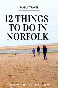 Here are 12 Things for families to do on the north Norfolk Coast including beach walks, the best beach huts to photograph, coastal paths and more! #britmums #norfolk #staycation #travel #familytravel Traditional Fish And Chips, The Famous Five, Norfolk Coast, Uk Holidays, Beach Huts, Looking For People, Family Days Out, California Coast, Beach Walk