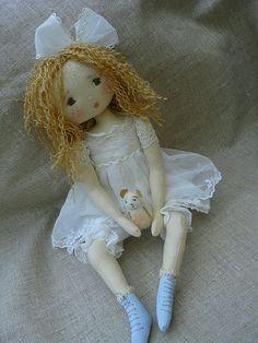 96295721..poupées farfalous...les passions de valérie..♡ lovely doll