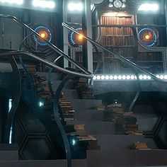 Series Eight TARDIS Interior - TARDIS Interior and Console Rooms - The Doctor Who Site