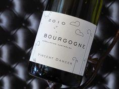 Bourgogne Chardonnay 2010. Domaine Vincent Dancer. Vin blanc de Bourgogne #whitewine #wine #winelover