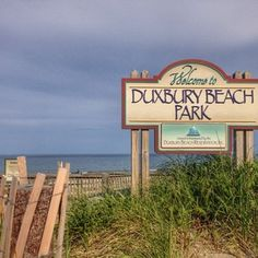 Duxbury Beach Park, Duxbury, MA